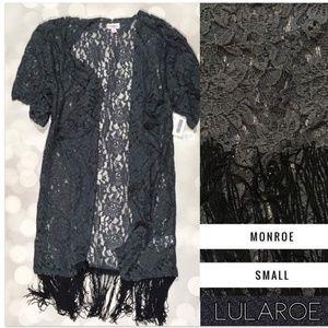 Mixed Items & Lots Lularoe Outfit Xl Irma Tunic & 3x Cassie Pencil Skirt Green Black Polka Dots